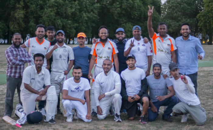 London Tigers - Cup Winners 2018